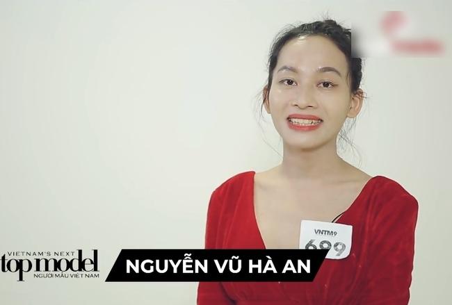 """""""Vietnam's Next Top Model"""": Nữ chính chuyển giới của """"Người ấy là ai"""" xuất hiện với ngoại hình lạ lẫm liền bị Nam Trung chấn vất gay gắt - Ảnh 1."""