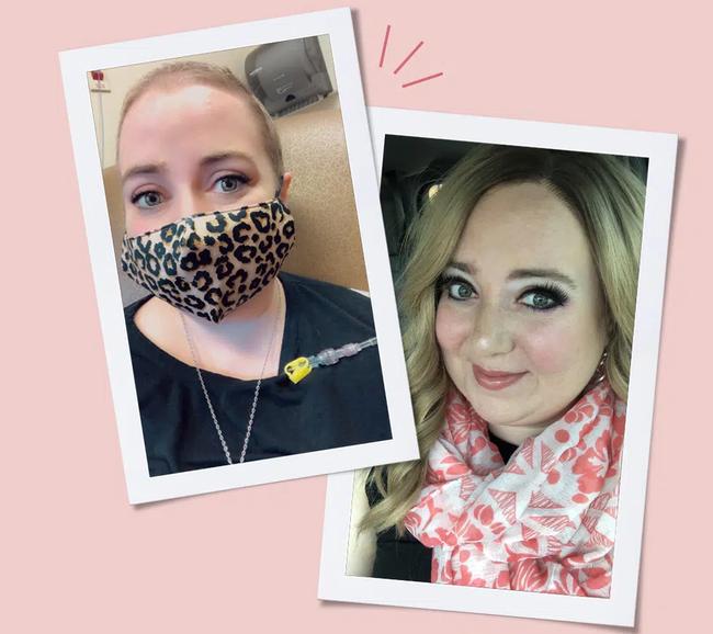 Người phụ nữ này không biết mình mắc ung thư vú giai đoạn cuối cho đến khi được chẩn đoán, một xét nghiệm di truyền đã được tiến hành và cứu sống chị của cô khỏi số phận tương tự - Ảnh 2.