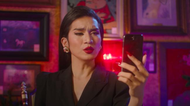 Hoàng Yến Chibi hôn môi nồng nàn Sung Hoon trong phim chiếu ở Hàn Quốc - Ảnh 5.