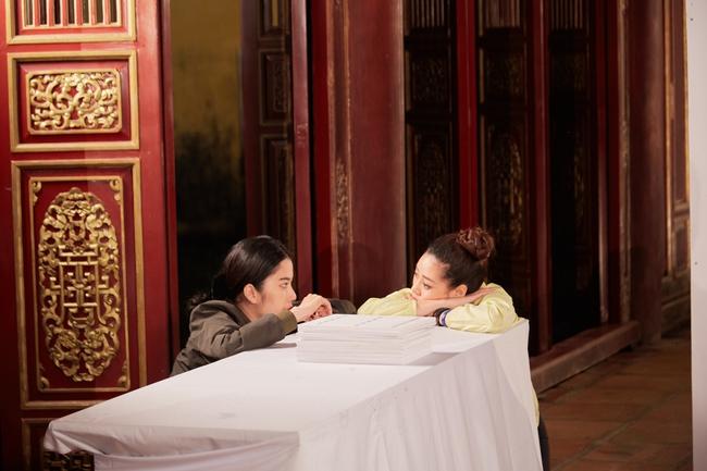 Nam Em lên truyền hình thi show thực tế, mệt quá đứng không nổi nên bỏ cuộc luôn - Ảnh 6.