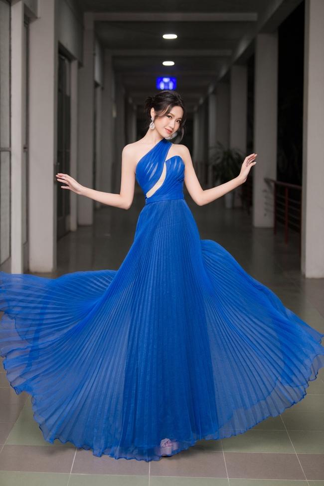 Doãn Hải My khoe nhan sắc vạn người mê sau khi thi Hoa hậu Việt Nam 2020 - Ảnh 9.