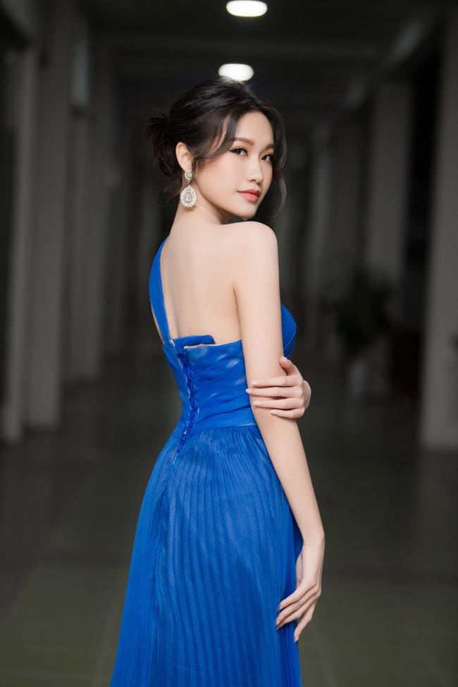 Doãn Hải My khoe nhan sắc vạn người mê sau khi thi Hoa hậu Việt Nam 2020 - Ảnh 7.