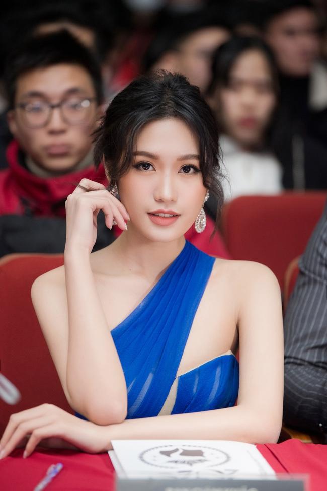 Doãn Hải My khoe nhan sắc vạn người mê sau khi thi Hoa hậu Việt Nam 2020 - Ảnh 5.