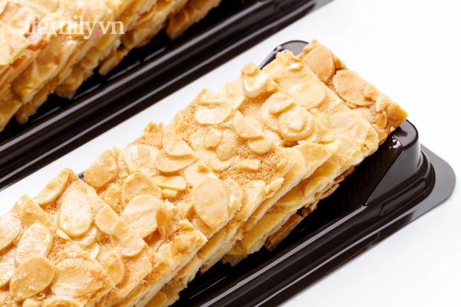 """Cô giáo dạy bánh 8x cực hot chia sẻ cách làm bánh hạnh nhân lát bất bại, ăn một lần là """"si mê"""" - Ảnh 12."""