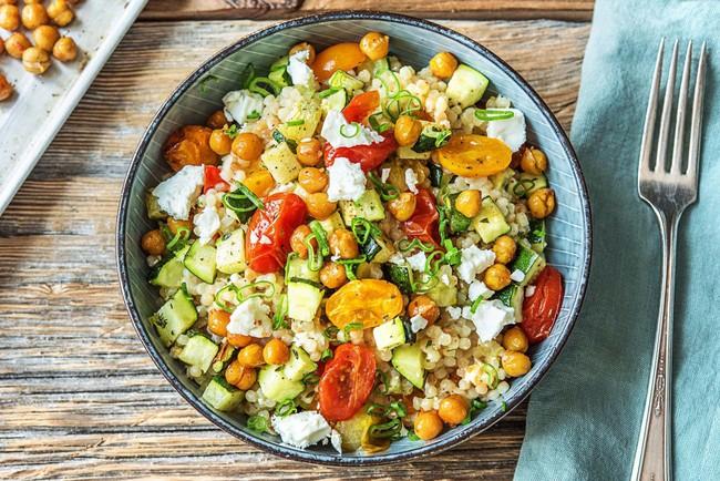 Tất tần tật những điều bạn cần biết về chế độ ăn kiêng Địa Trung Hải: Các loại rau củ và ngũ cốc là ưu tiên số 1, cực kỳ phù hợp với hội chị em vừa muốn giữ dáng, vừa muốn ăn chay! - Ảnh 4.