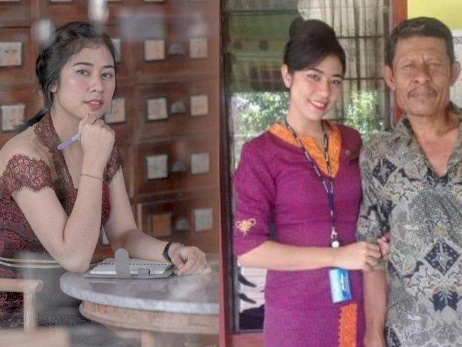 Máy bay rơi ở Indonesia: Hình ảnh đầu tiên về những nữ tiếp viên hàng không xinh đẹp và tài giỏi trên chuyến bay định mệnh - Ảnh 1.