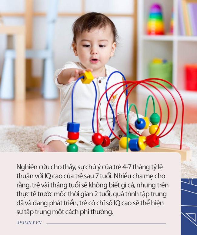 Trước 5 tuổi, nếu trẻ có những biểu hiện này chứng tỏ IQ cao, cha mẹ kiểm chứng ngay! - Ảnh 1.