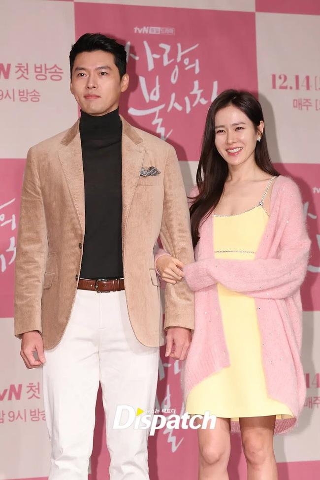 Hyun Bin và Son Ye Jin lộ chuyện bên nhau không rời trong những ngày tuyết rơi? - Ảnh 3.