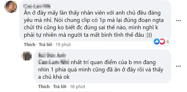 """Quán thịt xiên nướng nổi tiếng khu chùa Láng bị tố thái độ với shipper, dân tình phẫn nộ, """"tổng tấn công"""" 1 sao trên fanpage - Ảnh 4."""