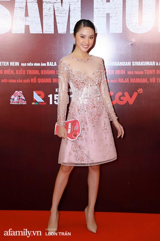 Việt Hương táo bạo với váy xẻ ngực sâu, con trai Anh Thư càng lớn càng điển trai đặc biệt là chiều cao vượt trội cả mẹ - Ảnh 13.