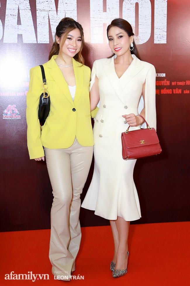 Việt Hương táo bạo với váy xẻ ngực sâu, con trai Anh Thư càng lớn càng điển trai đặc biệt là chiều cao vượt trội cả mẹ - Ảnh 29.