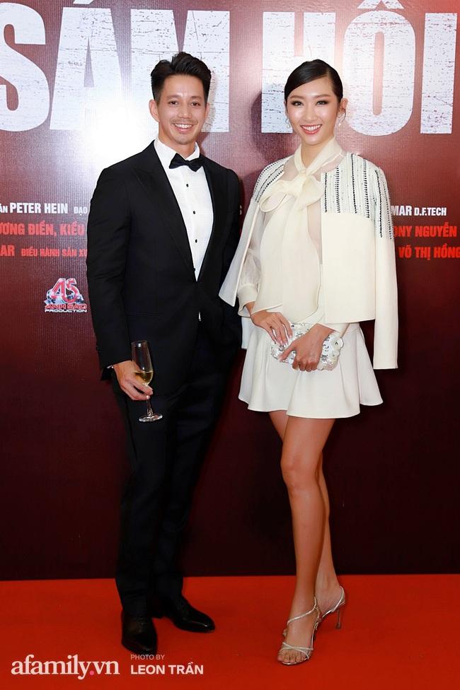 Việt Hương táo bạo với váy xẻ ngực sâu, con trai Anh Thư càng lớn càng điển trai đặc biệt là chiều cao vượt trội cả mẹ - Ảnh 27.
