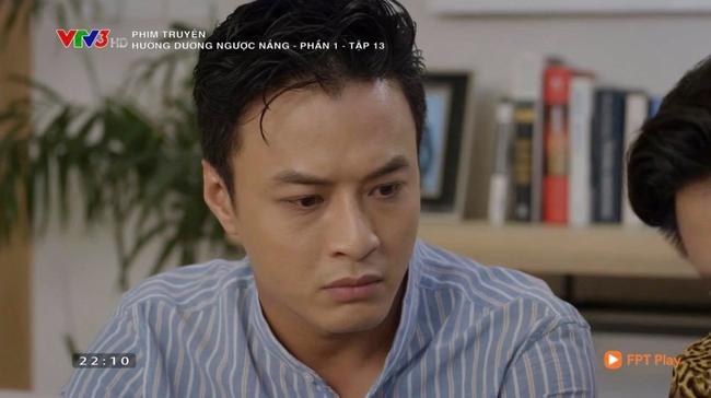 """Hướng dương ngược nắng: Kiên (Hồng Đăng) lên kế hoạch """"đá"""" Châu, lộ mặt khó chịu khi tưởng Minh đã thuộc về Hoàng - Ảnh 3."""