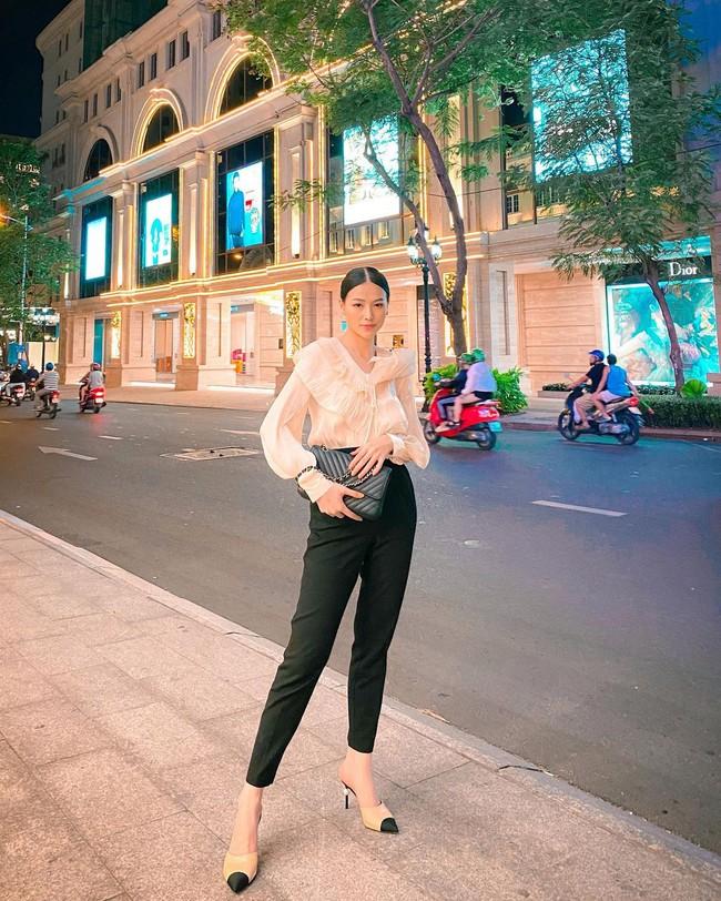 3 mỹ nhân Việt đụng độ một mẫu áo: Tưởng Lan Ngọc đẹp lắm rồi nhưng lại bị đánh bại bởi một nhan sắc tầm cỡ - Ảnh 5.