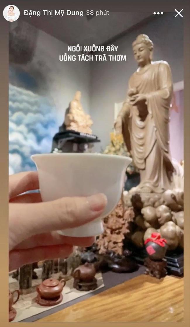 Phản ứng của Midu giữa lúc rò rỉ ảnh thiệp cưới của Phan Thành và bạn gái thiên kim tiểu thư - Ảnh 3.