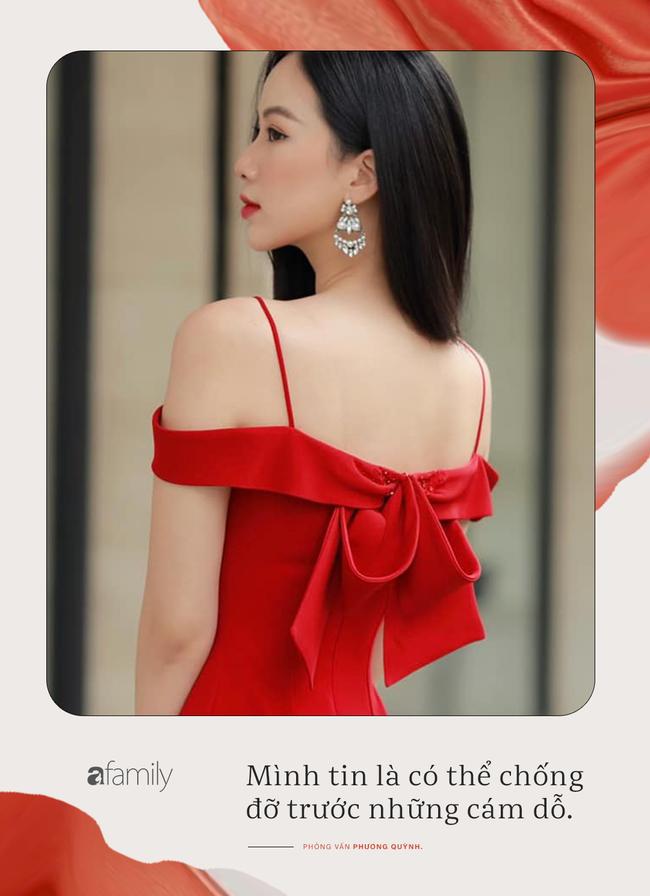 Trò chuyện với cô gái gây tiếc nuối nhất tại Hoa hậu Việt Nam 2020 - Phương Quỳnh: Tiết lộ chuyện thần tượng Đông Nhi, khẳng định sẽ vượt qua được cám dỗ tại showbiz - Ảnh 3.