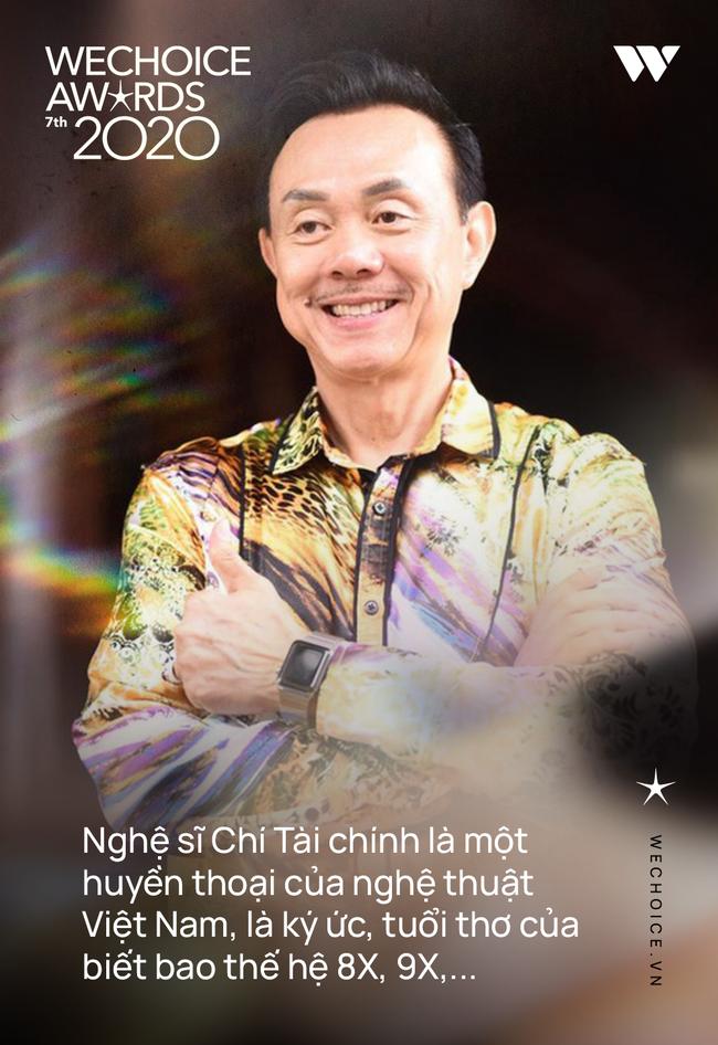 WeChoice Awards 2020: Xin được gửi tới cố nghệ sĩ Chí Tài một lời tri ân sâu sắc! - Ảnh 2.