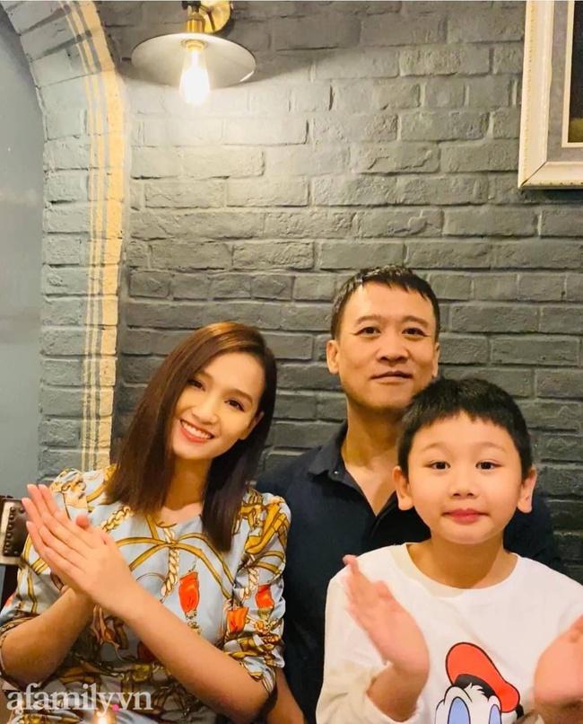 Diễn viên Lã Thanh Huyền tâm sự về con trai: 8 tuổi đã vượt trội về chiều cao và thể lực, biết cách nuôi dưỡng của mẹ mới ngưỡng mộ làm sao - Ảnh 9.