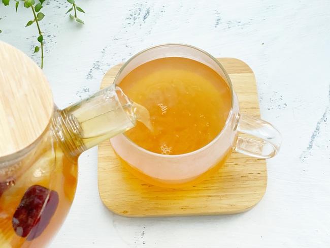 Để có làn da sáng đẹp đón Tết chị em làm ngay trà trái cây để uống mỗi ngày - Ảnh 7.