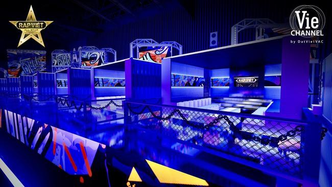 """Touliver gây xôn xao khi """"cầm trịch"""" sự kiện nhạc Rap - Hip Hop lớn nhất Việt Nam - Live Concert Rap Việt All-Star - Ảnh 4."""