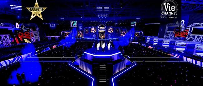 """Touliver gây xôn xao khi """"cầm trịch"""" sự kiện nhạc Rap - Hip Hop lớn nhất Việt Nam - Live Concert Rap Việt All-Star - Ảnh 3."""