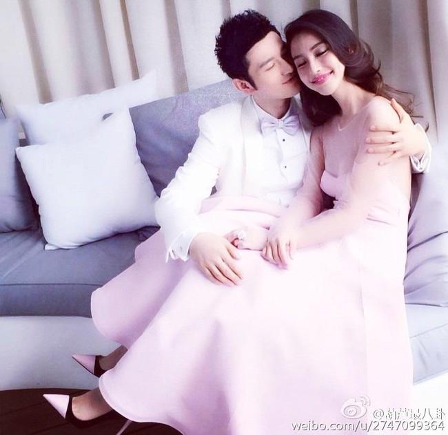 Angelababy hiện giờ đã không còn là vợ của Huỳnh Hiểu Minh? - Ảnh 3.