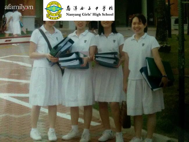 """Nhận hai học bổng toàn phần Singapore, cựu học sinh chuyện Hải Phòng kể chuyện """"cạnh tranh"""" kinh hoàng khi du học, 4 năm không gặp chị gái - Ảnh 3."""