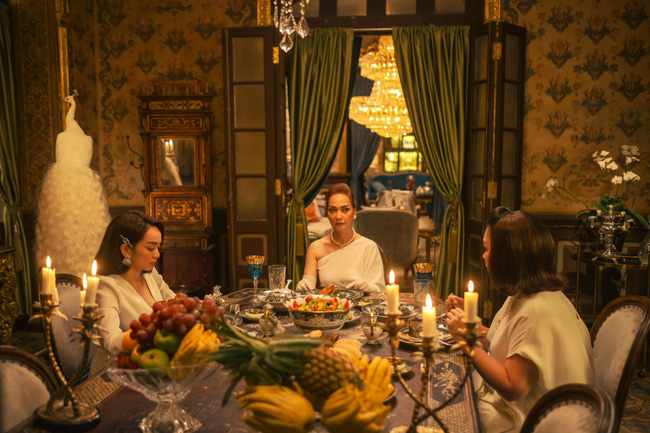 """NSND Lê Khanh khiến khán giả choáng ngộp với căn nhà triệu đô của mình trong """"Gái Già Lắm Chiêu V"""" - Ảnh 2."""