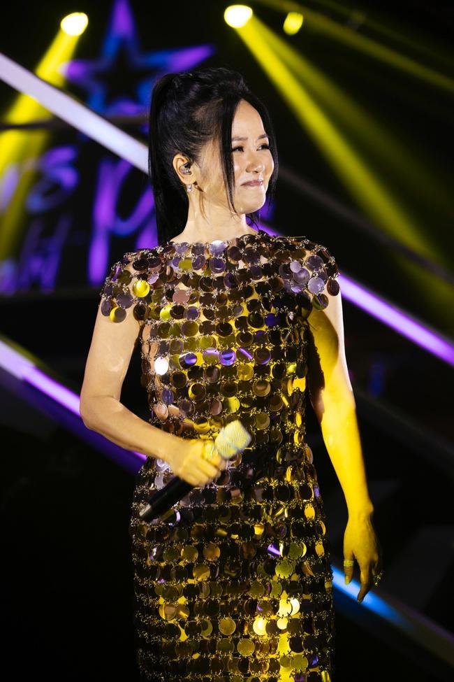 Diva Hồng Nhung, Lam Trường, Lê Hiếu tái hiện loạt hit Làn Sóng Xanh trong đêm nhạc đẳng cấp - Ảnh 7.
