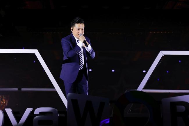 Diva Hồng Nhung, Lam Trường, Lê Hiếu tái hiện loạt hit Làn Sóng Xanh trong đêm nhạc đẳng cấp - Ảnh 6.