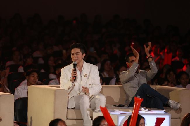 Phát hiện Gil Lê bỏ dẫn chương trình tham gia SV 2020 - Ảnh 4.