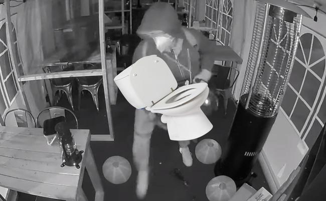 Bị bắt sau khi trộm 18 cái... bồn cầu, thủ phạm tiết lộ mục đích khiến dân mạng bất ngờ - Ảnh 2.