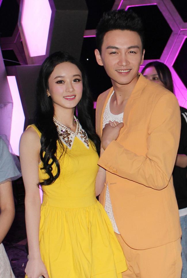 Trần Hiểu - Triệu Lệ Dĩnh từng là một cặp đôi rất được khán giả ủng hộ.