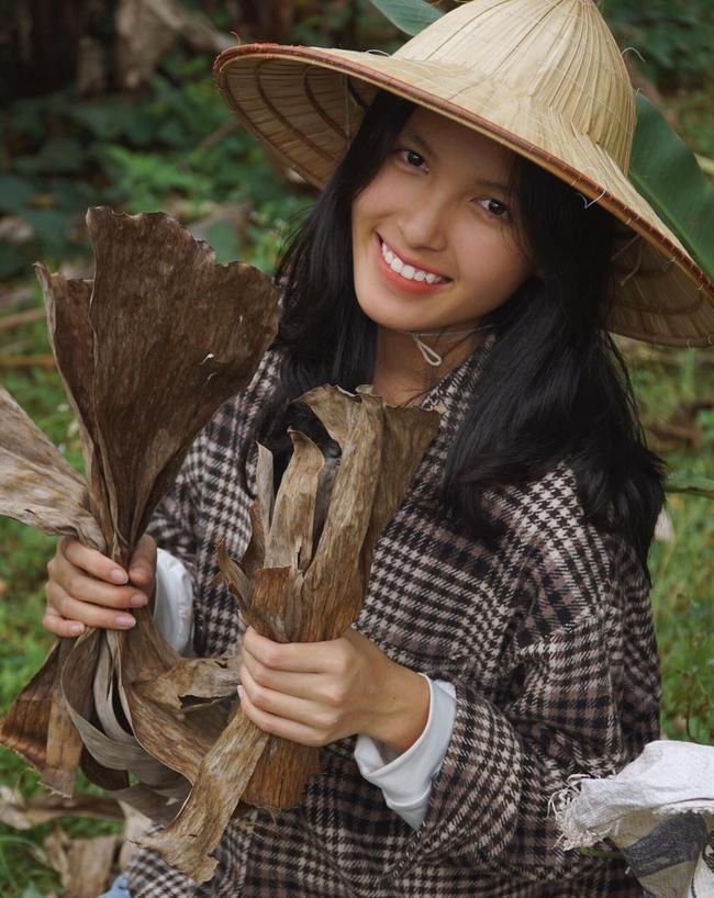 Cô gái bỏ Sài Gòn, cùng chồng lên núi sống đời nông dân fulltime, đặc biệt trước khi đi còn được bố mẹ chồng cho mượn tiền mua đất - Ảnh 2.