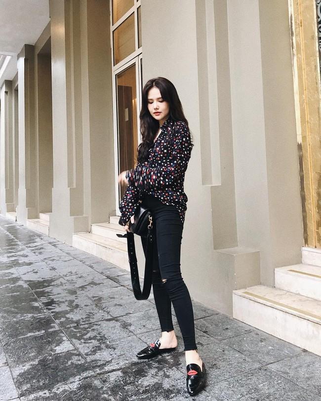 """Ngoài Hà Tăng, Vbiz còn có phu nhân Tổng Giám đốc tập đoàn đầu tư Cocobay là """"thánh"""" diện quần skinny với loạt outfit khoe dáng siêu nuột - Ảnh 10."""