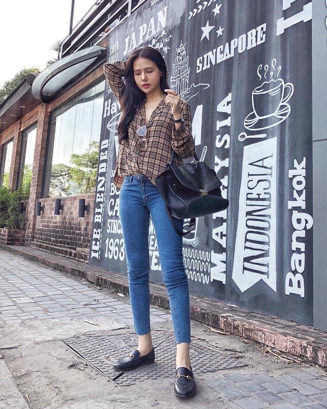 """Ngoài Hà Tăng, Vbiz còn có phu nhân Tổng Giám đốc tập đoàn đầu tư Cocobay là """"thánh"""" diện quần skinny với loạt outfit khoe dáng siêu nuột - Ảnh 9."""