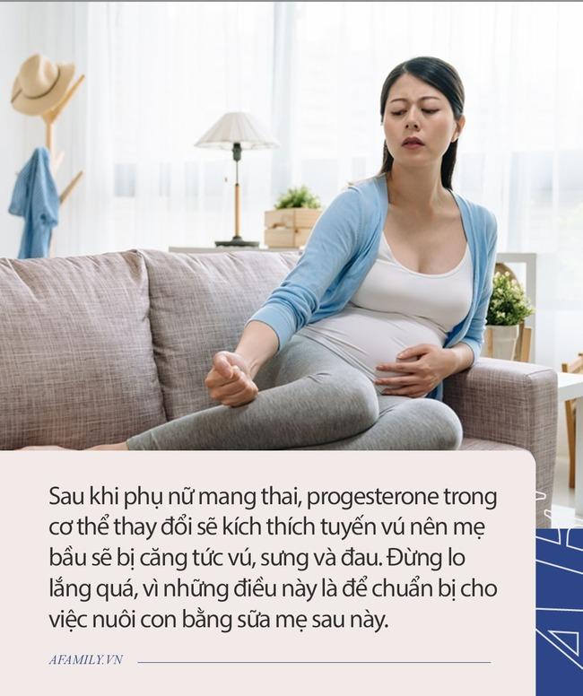 Từ khi mang thai đến khi sinh nở, phụ nữ phải trải qua những cơn đau như thế nào? - Ảnh 1.