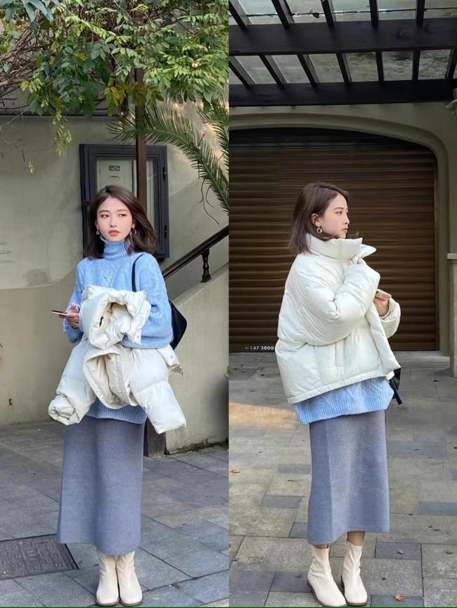 Loạt cách mix sành điệu từ trong ra ngoài, bỏ áo khoác lại càng đẹp xuất sắc dành cho chị em công sở - Ảnh 1.