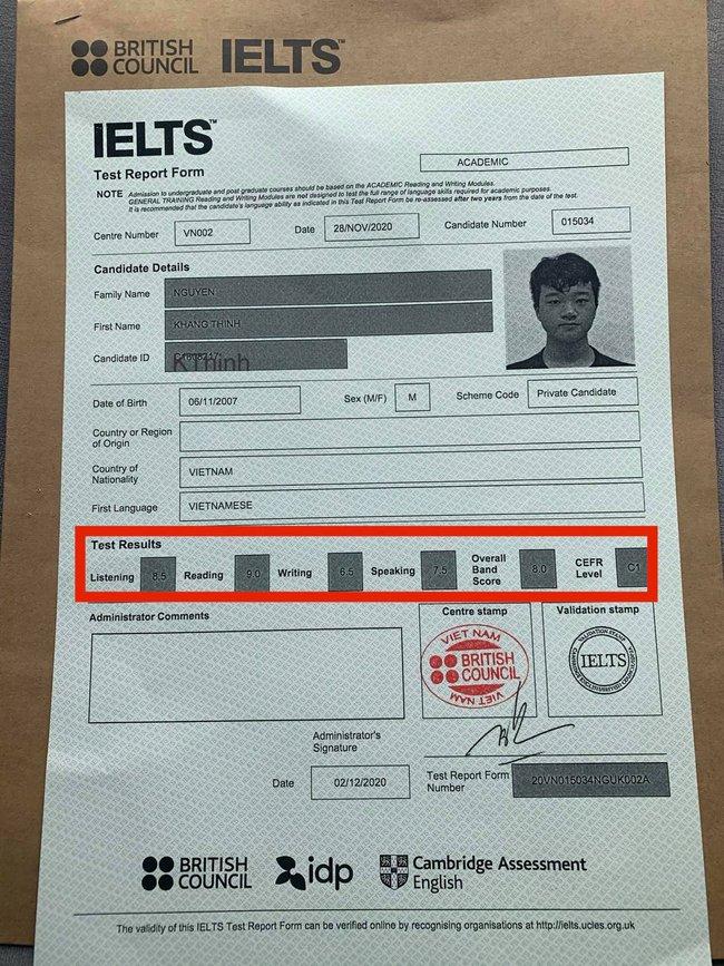 Bà mẹ có con thi Ielts đạt 8.0 ngay lần đầu bật mí bí quyết tự tuyển giáo viên nước ngoài ôn luyện với chi phí cực thấp, 3 tháng cao nhất chưa tới 2 triệu đồng - Ảnh 2.