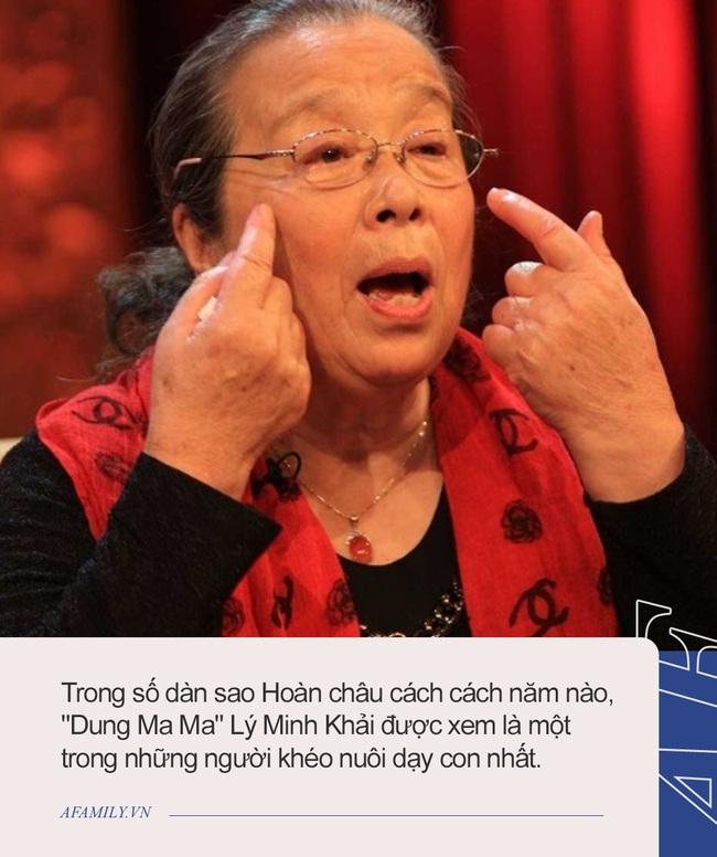 Dung Ma Ma của Hoàn châu cách cách: Nhiều năm chịu oan vì vai diễn, ngoài đời có gia đình hạnh phúc, con trai là nhân vật quyền lực - Ảnh 5.