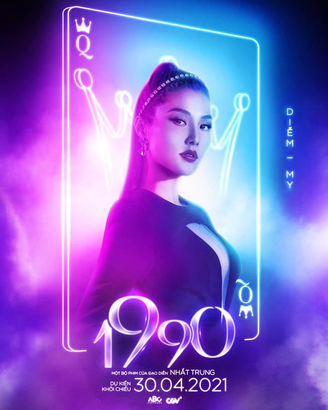 """Ninh Dương Lan Ngọc - Diễm My 9X - Nhã Phương cùng đóng chung phim """"1990""""  - Ảnh 3."""