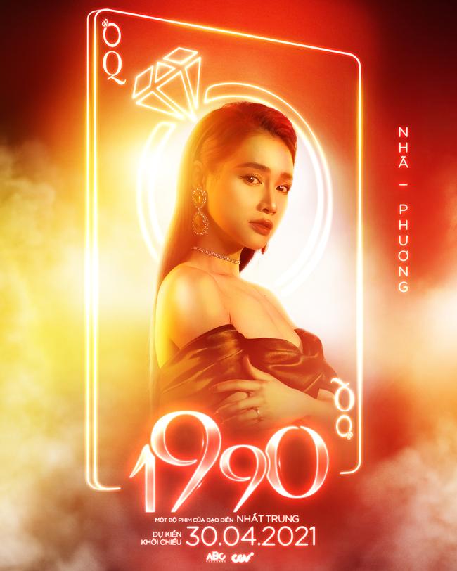"""Ninh Dương Lan Ngọc - Diễm My 9X - Nhã Phương cùng đóng chung phim """"1990""""  - Ảnh 2."""