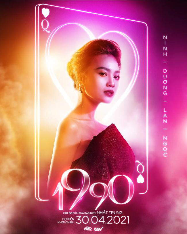 """Ninh Dương Lan Ngọc - Diễm My 9X - Nhã Phương cùng đóng chung phim """"1990""""  - Ảnh 1."""