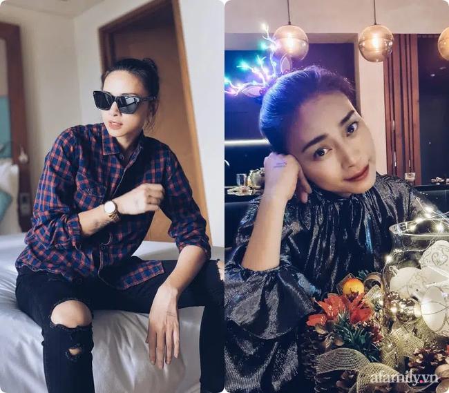 Sao Việt khi hẹn hò/ lấy chồng trẻ tuổi: Người bạo tay hơn trong khoản ăn mặc, người thẩm mỹ để níu nhan sắc - Ảnh 10.