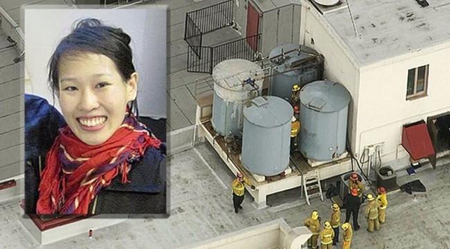 Khách phàn nàn nước đổi màu bốc mùi thối, nhân viên khách sạn kiểm tra bồn nước trên tầng thượng và phát hiện xác chết cô gái, mở ra vụ án kinh dị nhất thế kỷ 21 - Ảnh 4.