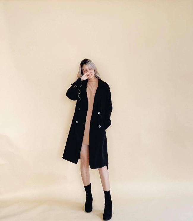 10 mẫu trench coat từ 450k, chị em sắm ngay để Tết Tân Sửu trời lạnh hay không cũng mặc đẹp hết ý - Ảnh 19.