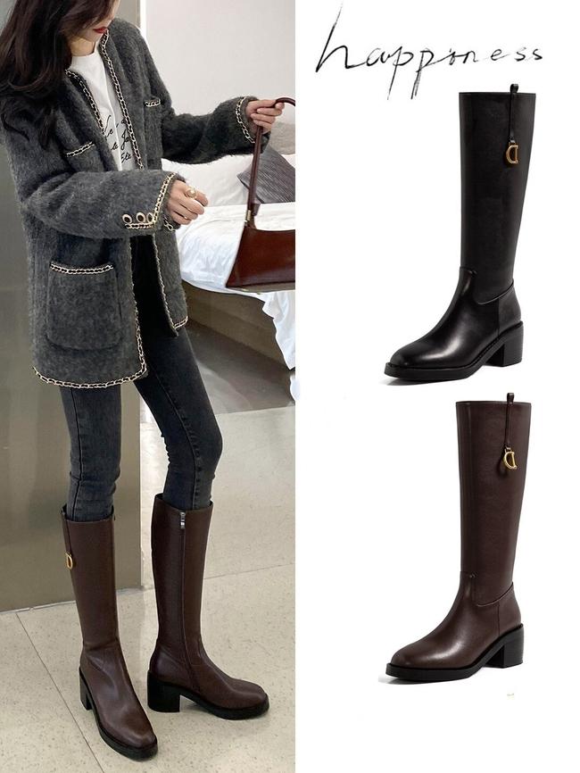 Zara đang sale boots tới 70%, áo len 50%: Chị em mau tranh thủ sắm ngay  - Ảnh 13.