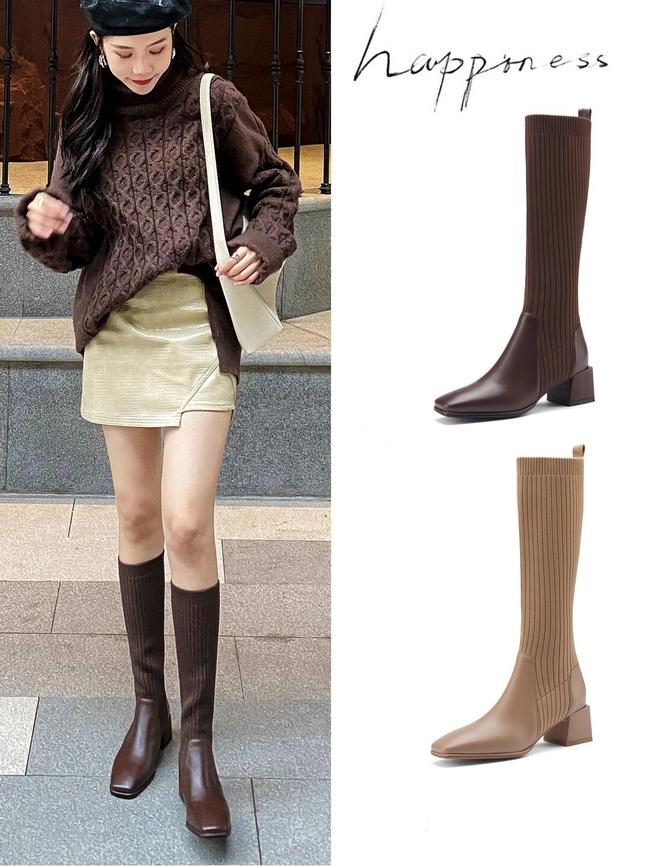 Zara đang sale boots tới 70%, áo len 50%: Chị em mau tranh thủ sắm ngay  - Ảnh 12.
