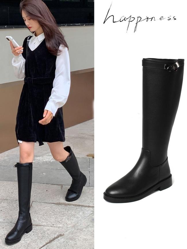 Zara đang sale boots tới 70%, áo len 50%: Chị em mau tranh thủ sắm ngay  - Ảnh 14.