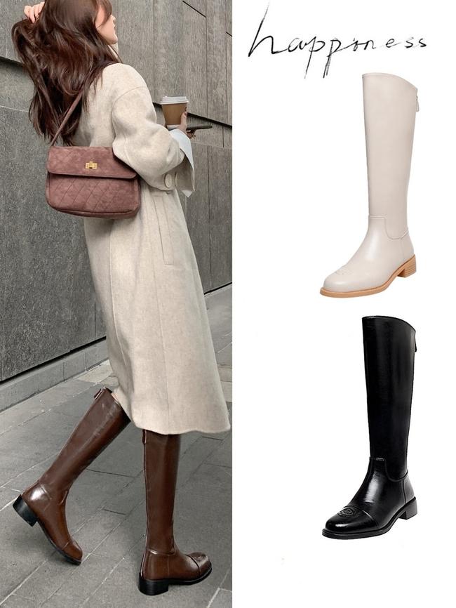 Zara đang sale boots tới 70%, áo len 50%: Chị em mau tranh thủ sắm ngay  - Ảnh 10.